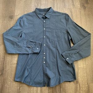 John Varvatos Long Sleeve Button Up sz XL.